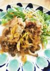和風おろしソース☆豆腐ハンバーグ