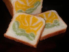 お花のレンジパンPART2