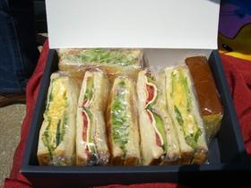 簡単niダイエット版☆サンドイッチ☆