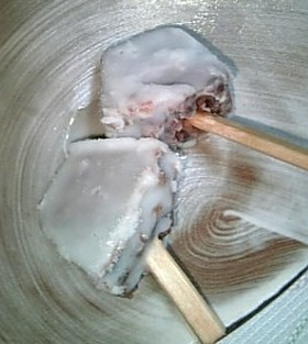 アイス饅頭