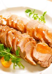 豚肉のはちみつ醤油