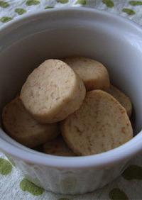 マクロビ的メープルクッキー