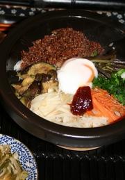 野菜たっぷり★石焼きビビンバの写真