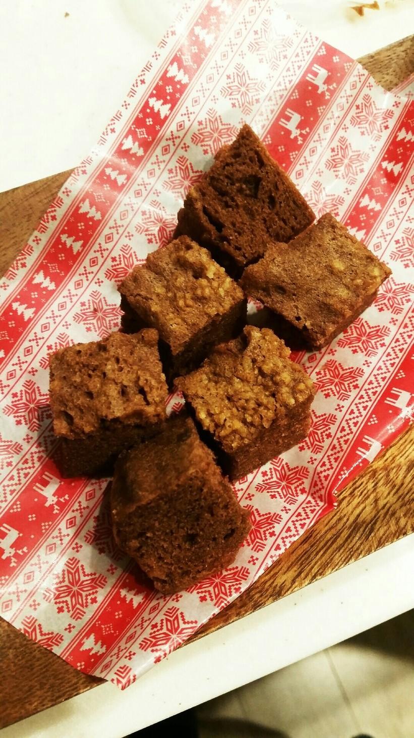 10分で完成♡ふんわりチョコレートケーキ