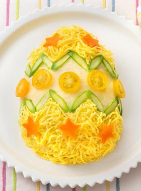 ポテサライースターエッグ