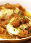 モッツァレラチーズのオーブン焼き