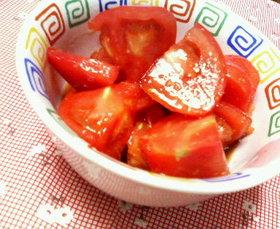 ヒエヒエ☆あっさり冷やしトマト♪♪