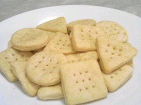 カリカリ お豆腐クッキー
