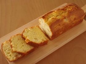りんごのパウンドケーキ☆倍量、まるごと♪