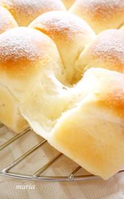 ふんわ~り*理想のミルクちぎりパンの写真