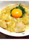 卵濃厚とろーり甘い♡至福の親子丼