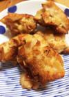 鳥胸肉高野豆腐衣でかさ増し柔らかから揚げ