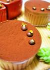 材料2つ超簡単♡濃厚ふわふわチョコムース