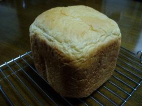 HBでふわふわホットケーキミックス食パン