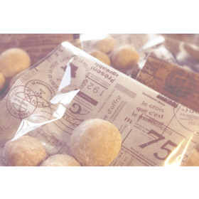 フープロで簡単スノーボールクッキー