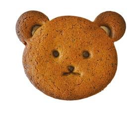【食パン用抜き型】クマさんクッキー