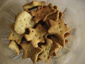 ワンコ用スイートポテトクッキー