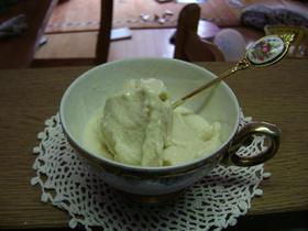 豆乳アイス - サツマイモ