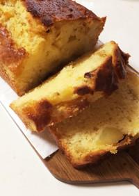 焼き芋deパウンドケーキ