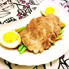 簡単〜豚かたまり肉の中華煮〜お弁当にも♪
