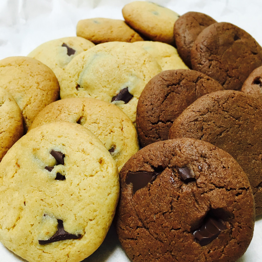 カントリーマアム風クッキー♪