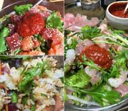 韓国風 海鮮丼!の写真