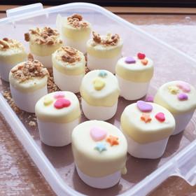 可愛い!簡単!美味しい!チョコマシュマロ