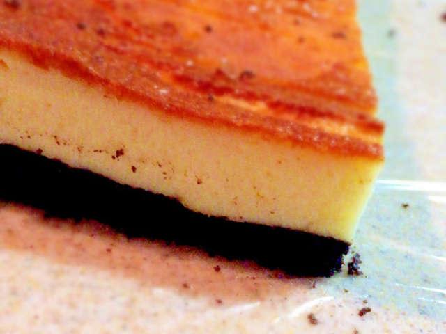 簡単 オレオ チーズ ケーキ
