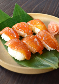簡単!手作りべっこう寿司