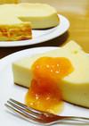 FPで簡単♪ヘルシーチーズケーキ