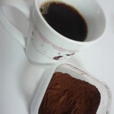ブラックチョコーヒー