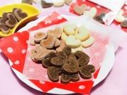 小麦粉なし卵なし♪犬用もちもちクッキー☆の写真