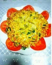 メインにもなる♪椎茸と野菜のツナ玉の写真
