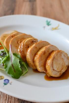 鶏むね肉のチャーシュー【作りおき】