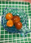 金柑のアガベシロップ煮