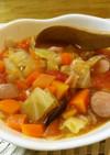 お野菜たっぷりトマトスープ♪