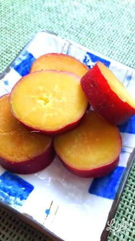 ☆サツマイモの甘煮☆お弁当♪隙間♪箸休め