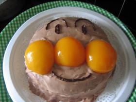 アンパンマンのケーキinこどもの日