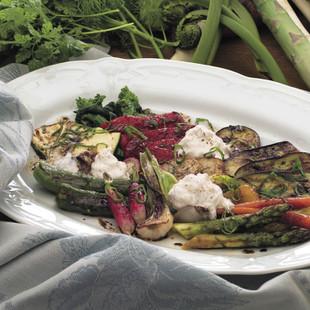 春野菜の冷製マリネ
