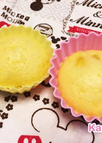離乳食おやつ:さつま芋入り蒸しパン