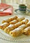 トルコのお菓子☆タヒンのバクラヴァ