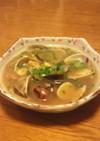 アサリの酒蒸し風スープ