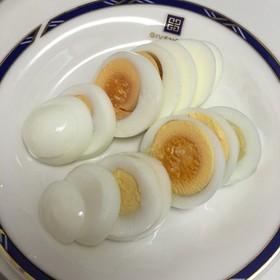 電子レンジで簡単ゆで卵