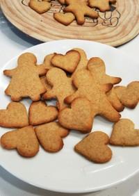 高野豆腐のサクサクきな粉クッキー