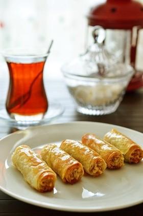トルコのお菓子☆クル・バクラヴァ