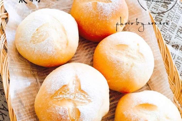 レシピ 米粉 パン