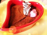 材料2つで!簡単チョコムース♡の写真