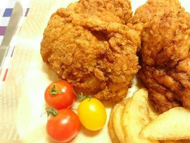 美味しさNo.1!KFC風フライドチキン