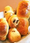 ドライフルーツパン