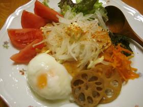 鶏むね肉の焼き鳥丼 +マヨ
